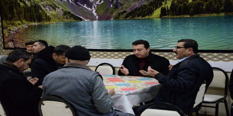 'Sabah namazı buluşmaları' Yeşilkent Camii'nde yapıldı