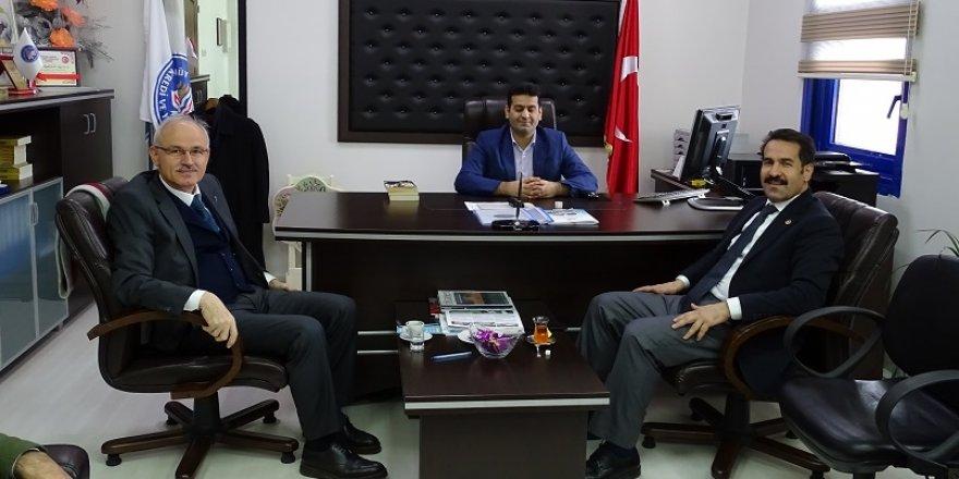 AK Parti'den Gebze KYK'ya ziyaret