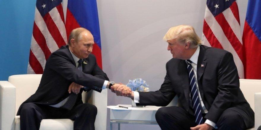 Putin, Trump'ı övdü!