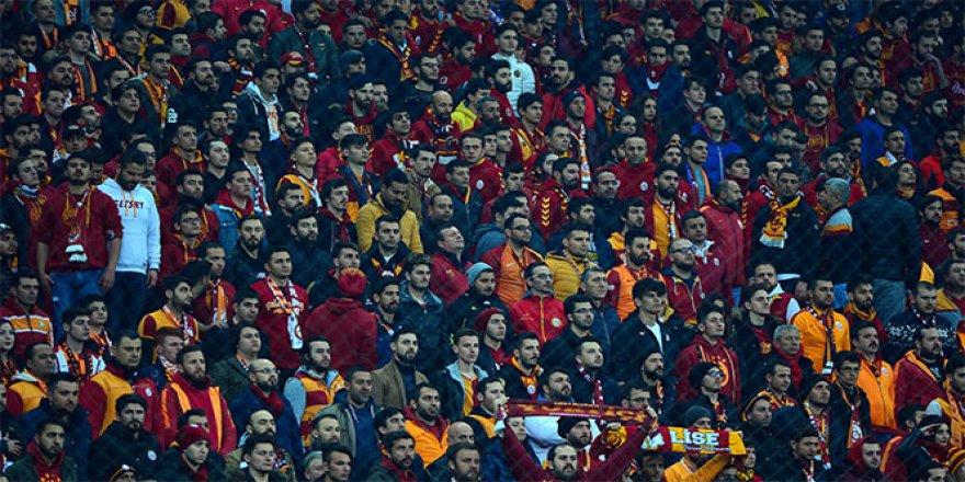 Türk Telekom Stadyumu'ndaki seyirci sayısı 33 bin 962