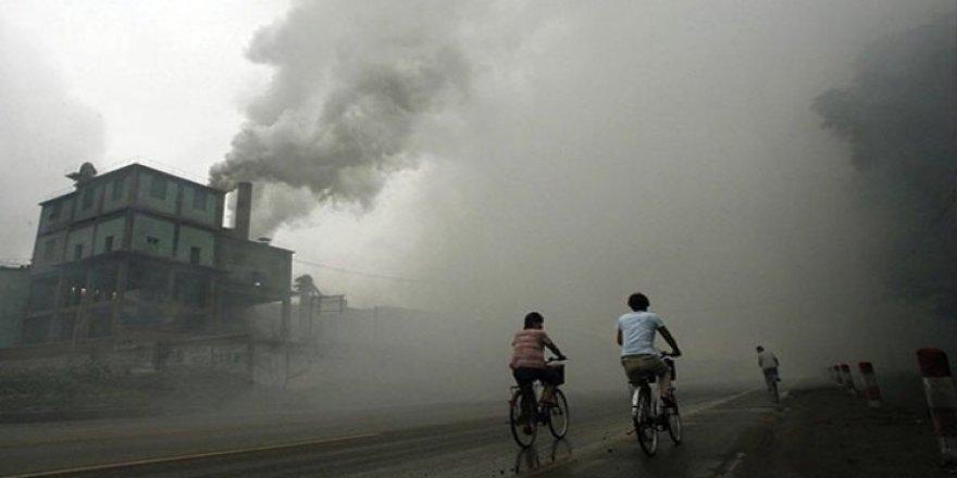 Hava kirliliği yaşlanmayı etkiliyor