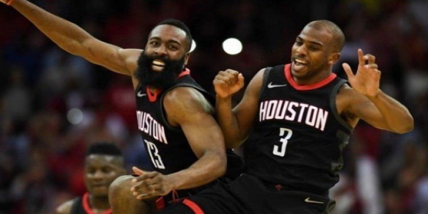 NBA'de haftanın oyuncuları açıklandı!