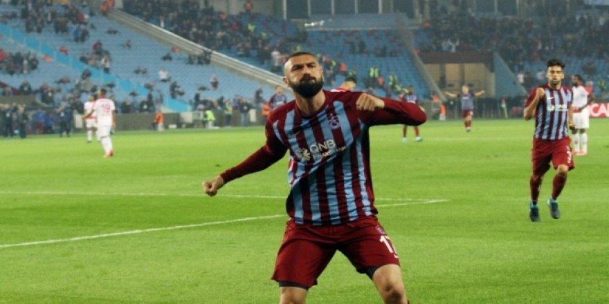 Burak'sız Trabzonspor, gol sessizliği büründü