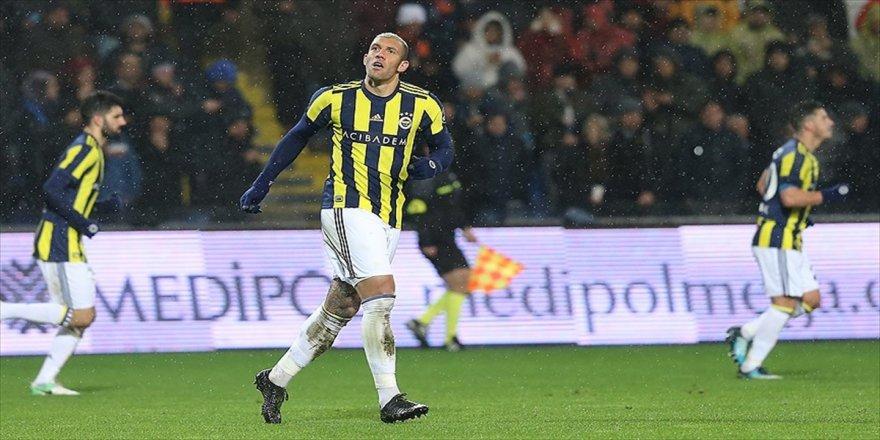 Fernandao gol atınca Fenerbahçe kaybetmiyor