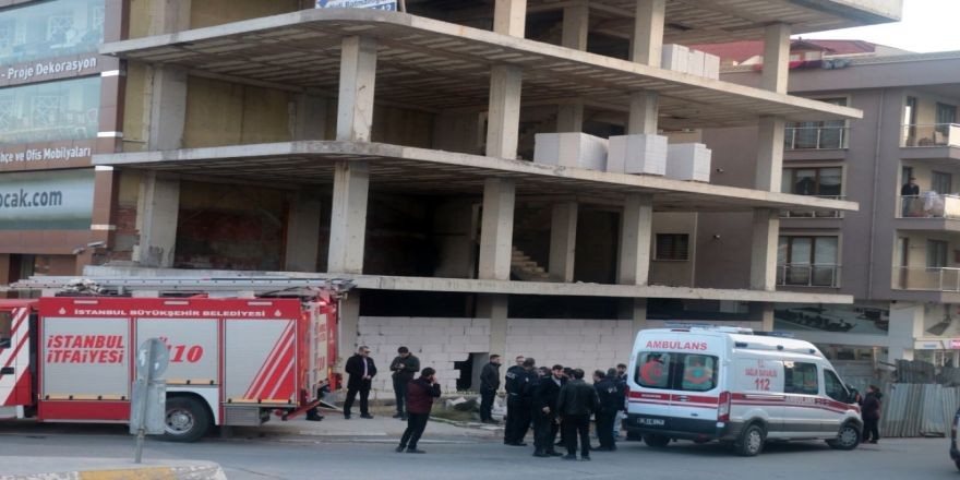 İnşaat halindeki binada iki ceset bulundu