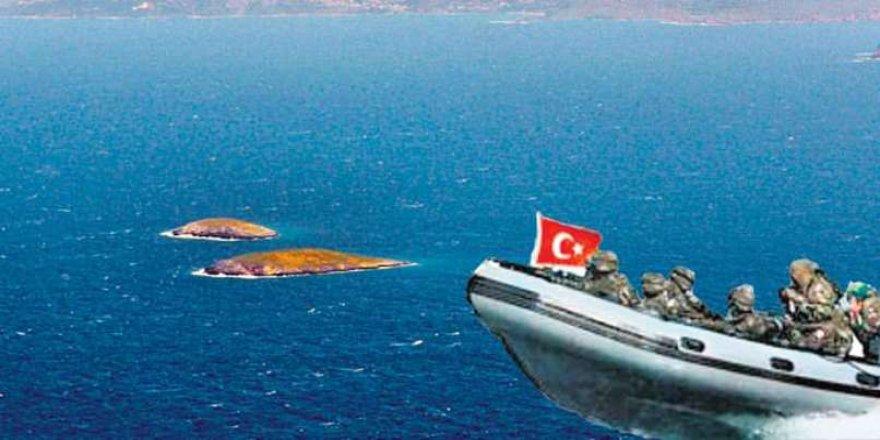Kardak krizi tırmanıyor ! Türkiye açıkça uyardı