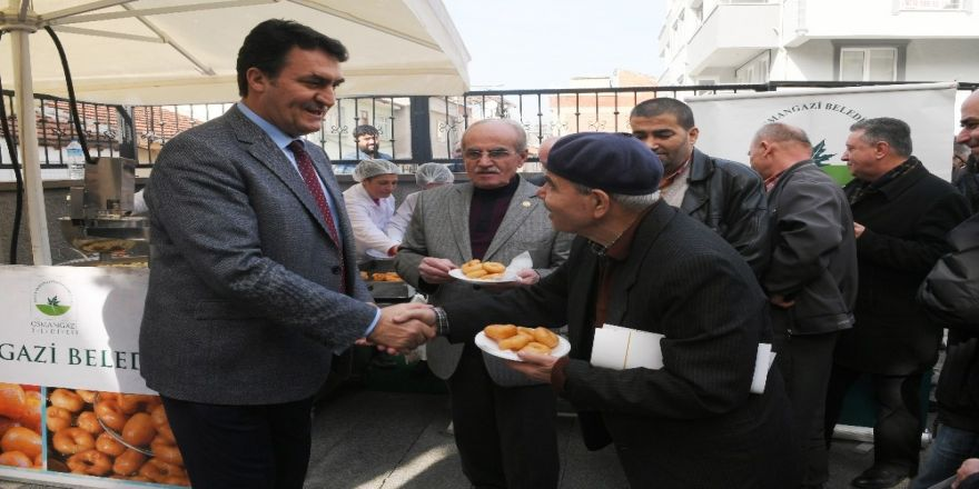 Osmangazi'den camilere büyük hizmet