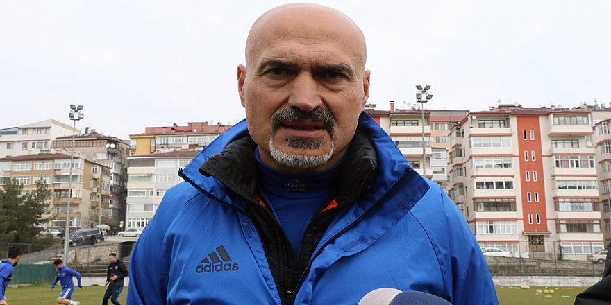 Açıkgöz: Akhisarspor maçı bizim olmazsa olmazımız
