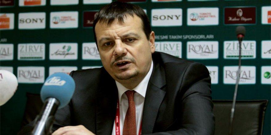 Ataman: Hedefimiz ligde şampiyon olmak