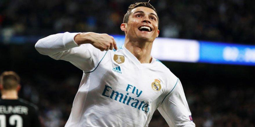 Dev maç Madrid'in
