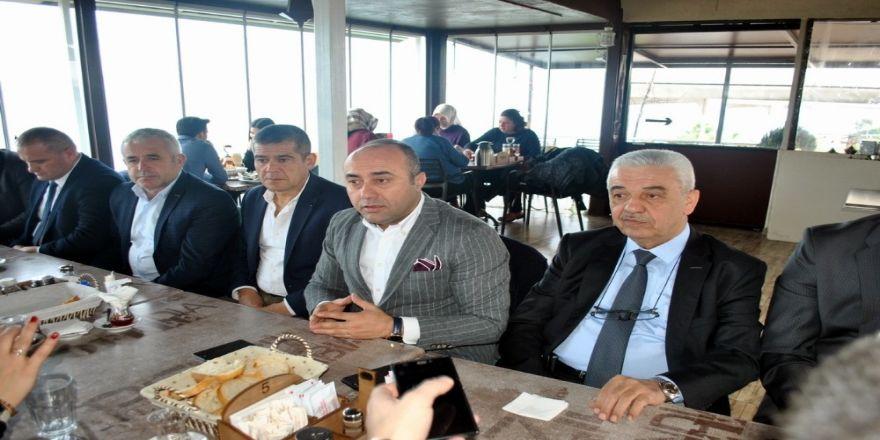 Marmarabirlik Mudanyalı üreticilerden 8 bin 200 ton zeytin aldı