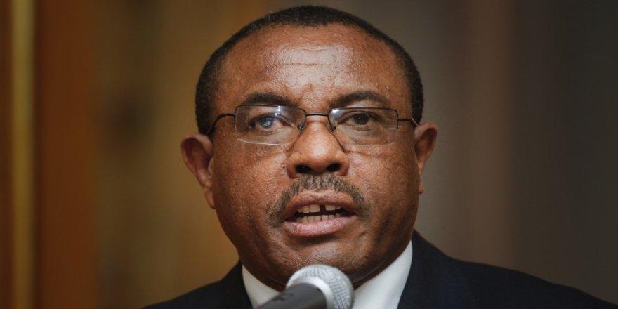 Etiyopta'da sürpriz istifa kararı