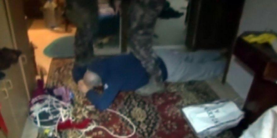 'Kaçak silah' operasyonunda 5 kişi tutuklandı