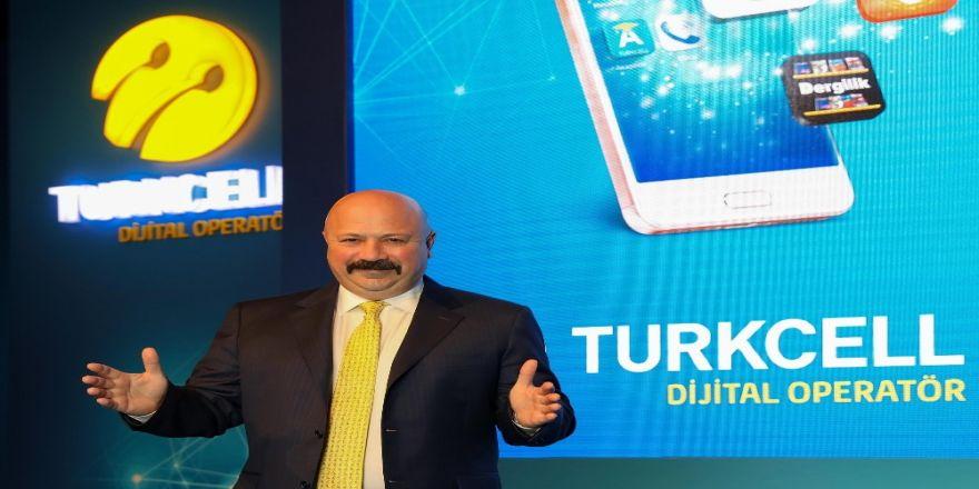 Turkcell'in 2017 yılı karı 2,4 milyar lira oldu