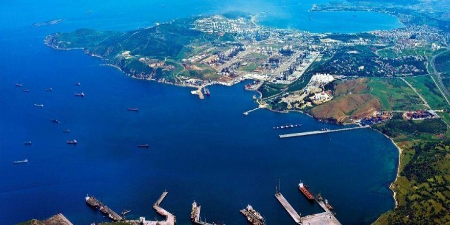 İzmir'in limanları rekor kırdı