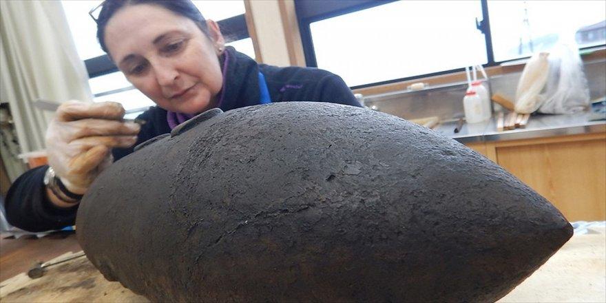 Dünyadaki en eski mermiler çıkarıldı