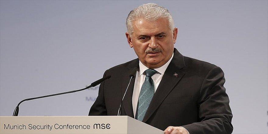 Başbakan: YPG/PYD bölücü terör örgütünün Suriye'deki şubesidir