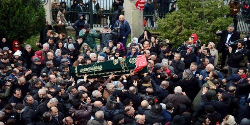 Nuray Hafiftaş'ın cenazesinde büyük ayıp !
