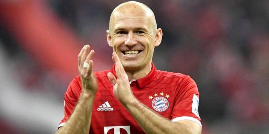 Arjen Robben iddialı konuştu