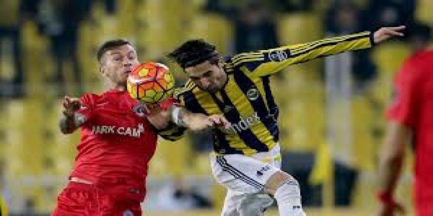 Fenerbahçe'yi yıkan haber !