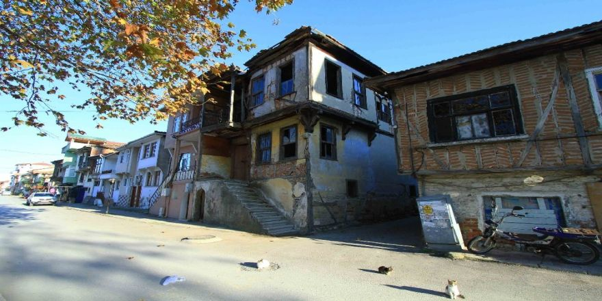 Restore edilecek yapılar için ihale düzenlendi