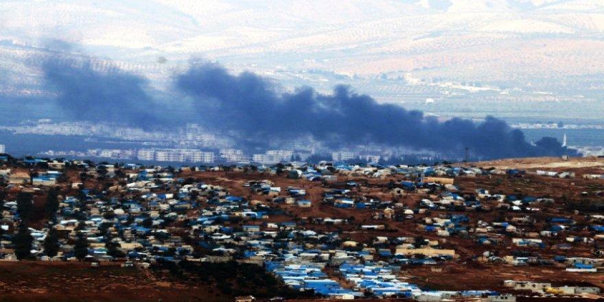 Cinderes'te terör hedefleri vuruluyor