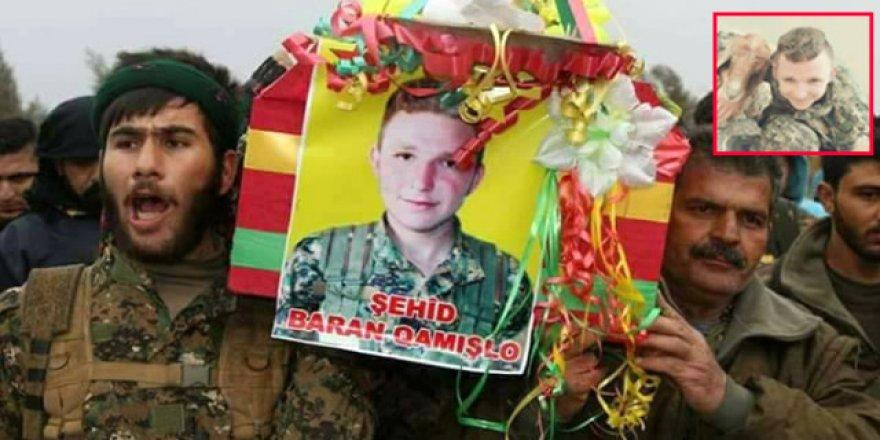 YPG, çocukları zorla silah altına alıyor ! İşte kanıtı