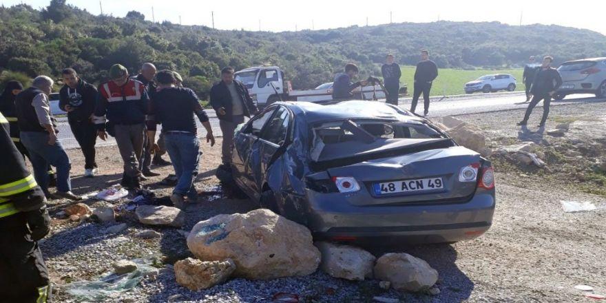 Didim'deki kaza yürek burktu
