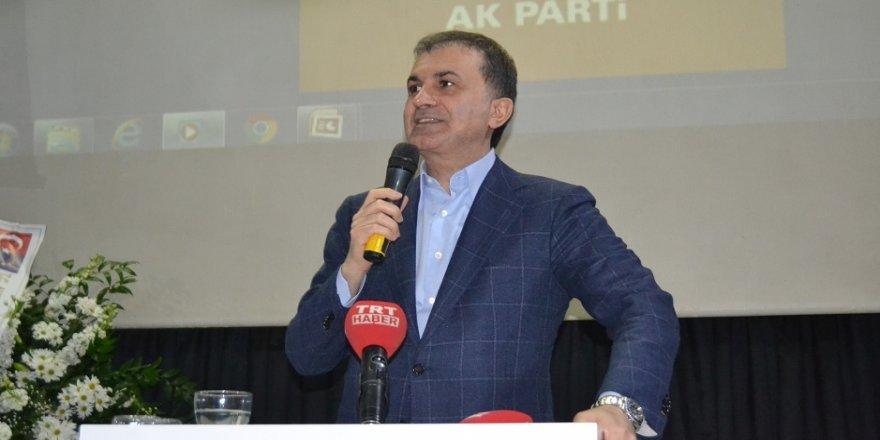 Bakan Çelik: Sınırımızda terör devletine izin vermeyiz
