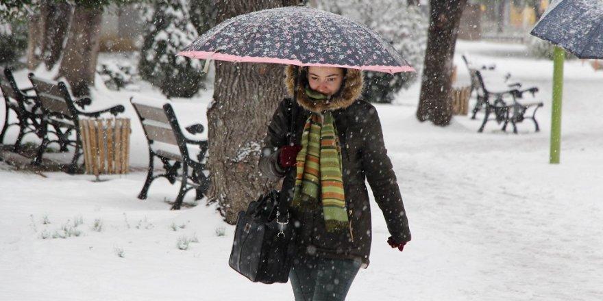 Kocaeli için kar uyarısı!