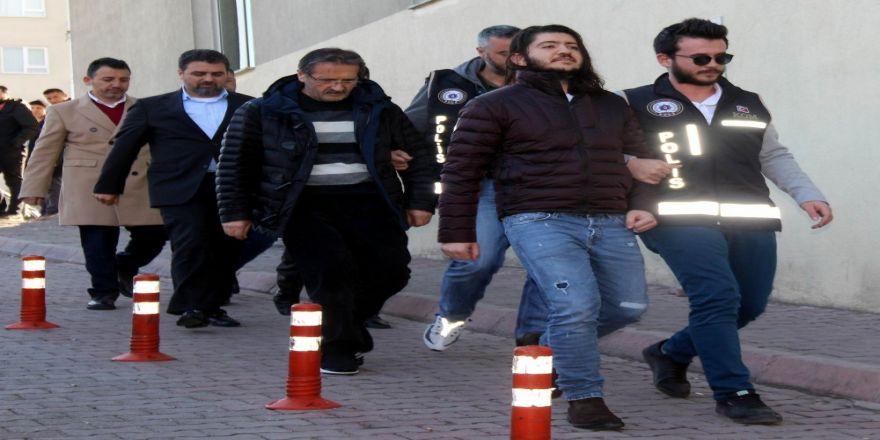Boydak ailesinden gözaltına alınan 4 kişi adliyeye sevk edildi