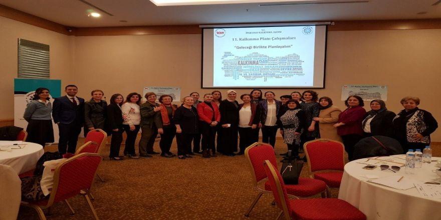 TRC1 Bölgesi 11. Kalkınma Planı Hazırlık toplantıları tamamlandı