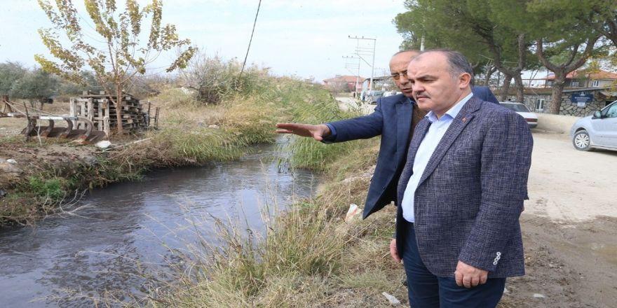 Pamukkale Belediyesi Yukarışamlı'yı yeniledi