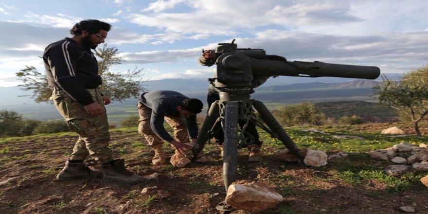 ABD'nin YPG'ye verdiği ağır silahlara TOW'lu önlem!