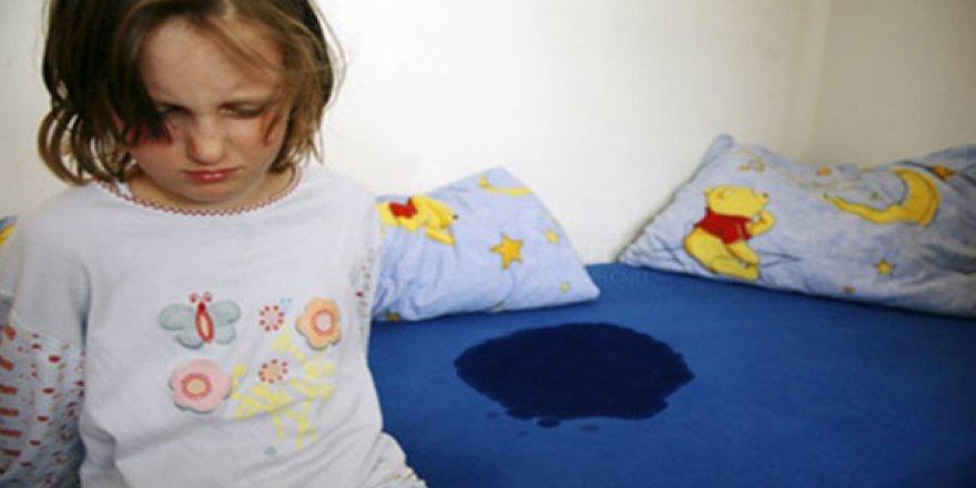 Çocuklarda altını ıslatma sorunu