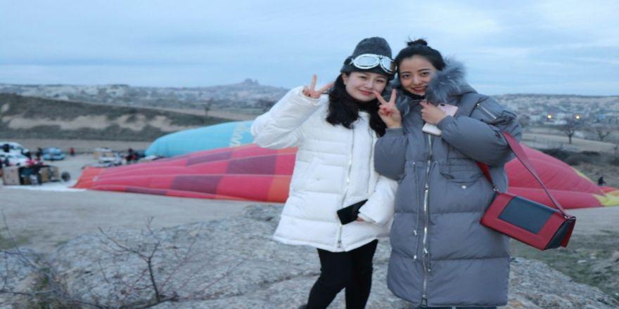Kapadokya'da 'Chinadocia' projesi başlatıldı