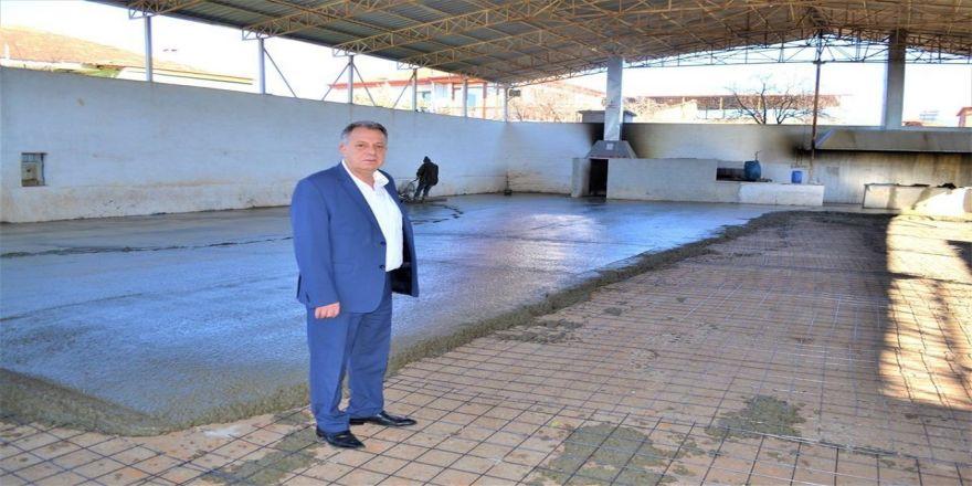 Aydın Büyükşehir Belediyesinden Yaykın Mahallesi'ne destek