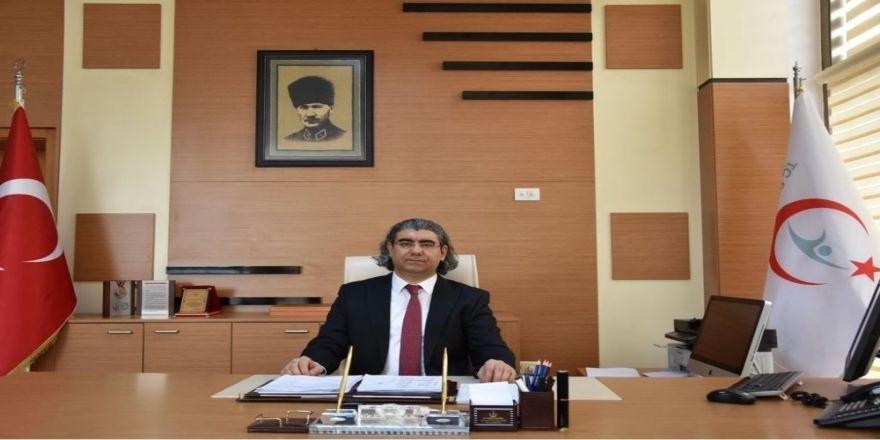 SBÜ Van Eğitim ve Araştırma Hastanesi başhekimi değişti