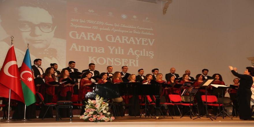 Alaş'ın unutulmaz şairi Mağcan Cumabay Gazi Üniversitesi'nde anıldı
