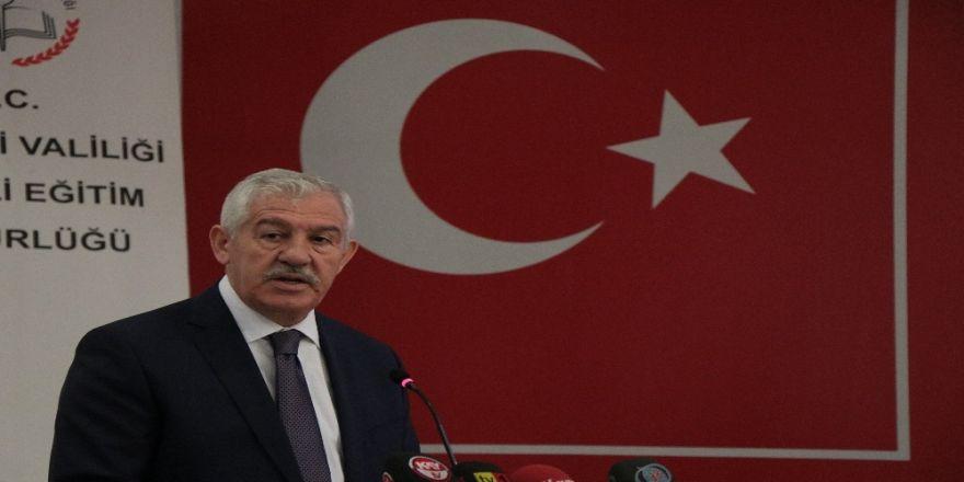 2018'de Kayseri'de tekli eğitime geçmeyen okul kalmayacak