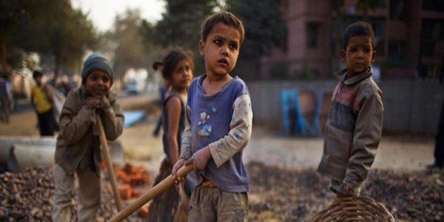 """2018 yılı """"Çocuk İşçiliği ile Mücadele Yılı"""" ilan edildi"""