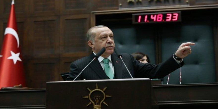 Erdoğan: Afrin merkezini kuşatacağız!