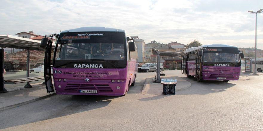Ücretsiz seyahat hizmetine 5 milyon 220 bin TL destek