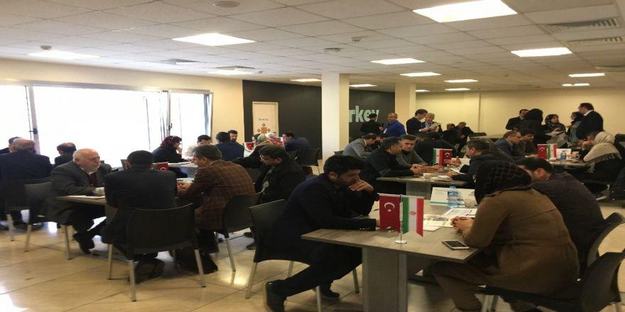 Kereste-palet firmaları, İran pazarında boy gösterdi