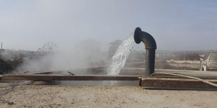 Jeotermal kaynaklar için verimlilik testi çalışmaları yapıldı