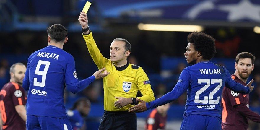 Chelsea: 1 - Barcelona: 1