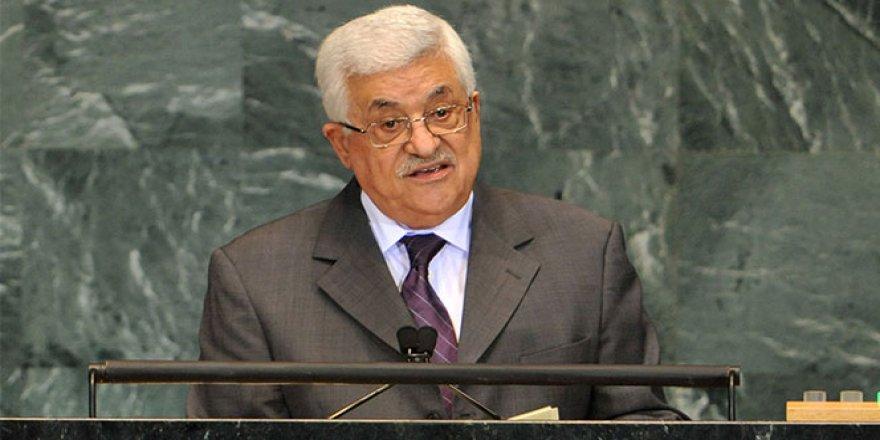 Abbas: ABD'nin Kudüs kararı yasa dışı bir karar'