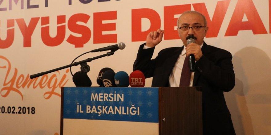 Bakan Elvan: Terör yuvaları bir bir dağıtılacak