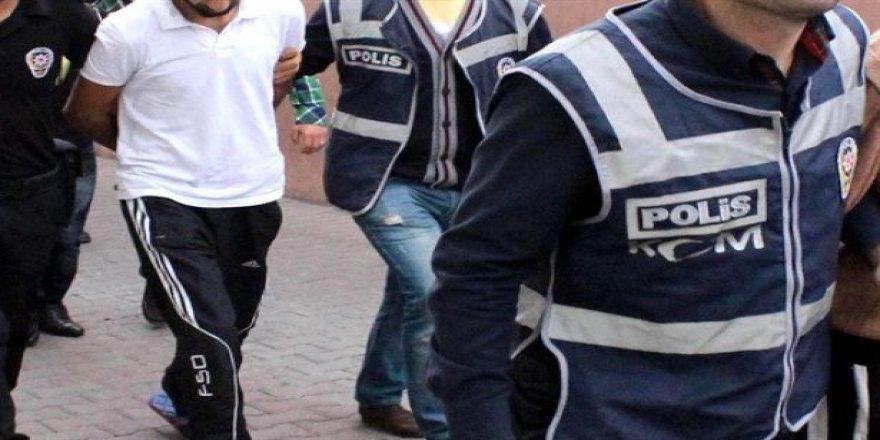 PKK'yla bağlantılı HDK üyesi 16 şüpheli tutuklandı