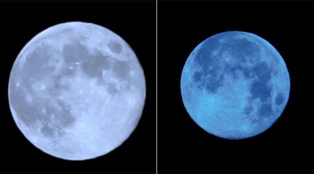 31 Temmuz'da nadir görülen Mavi Ay olayı yaşanacak
